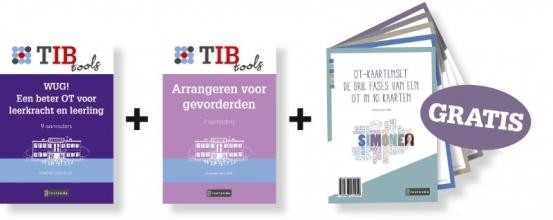 Simone van Dijk , Combinatiepakket set