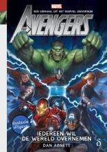 Dan Abnett , Avengers