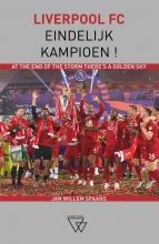 Jan Willem Spaans , Liverpool FC: eindelijk kampioen!