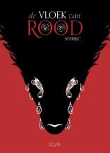 Sterre Richard , De vloek van rood
