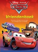 , vriendenboek Disney Cars