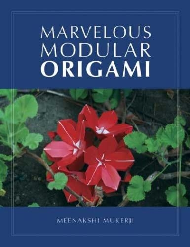 Meenakshi Mukerji,Marvelous Modular Origami
