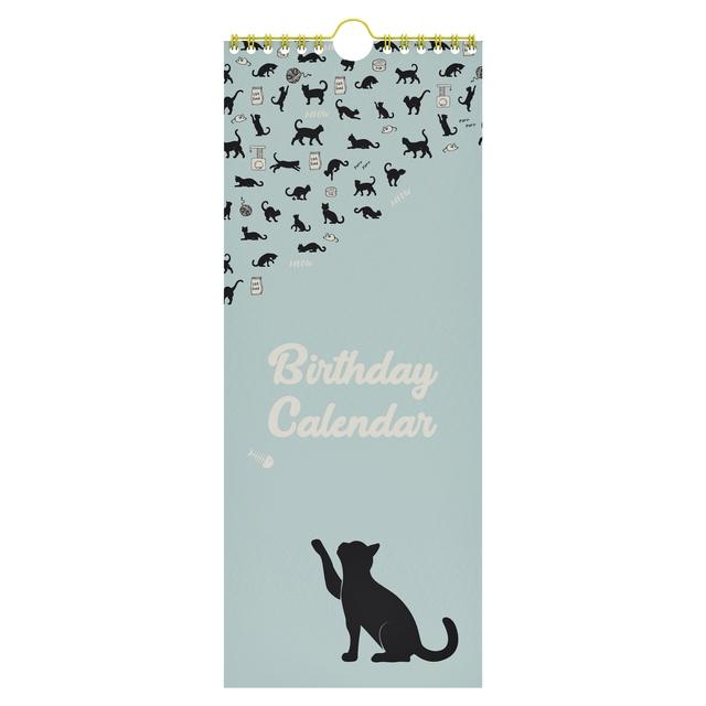 ,Verjaardagskalender cats