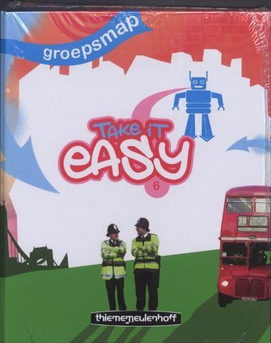 RVTekst,Take it Easy groepsmap 6