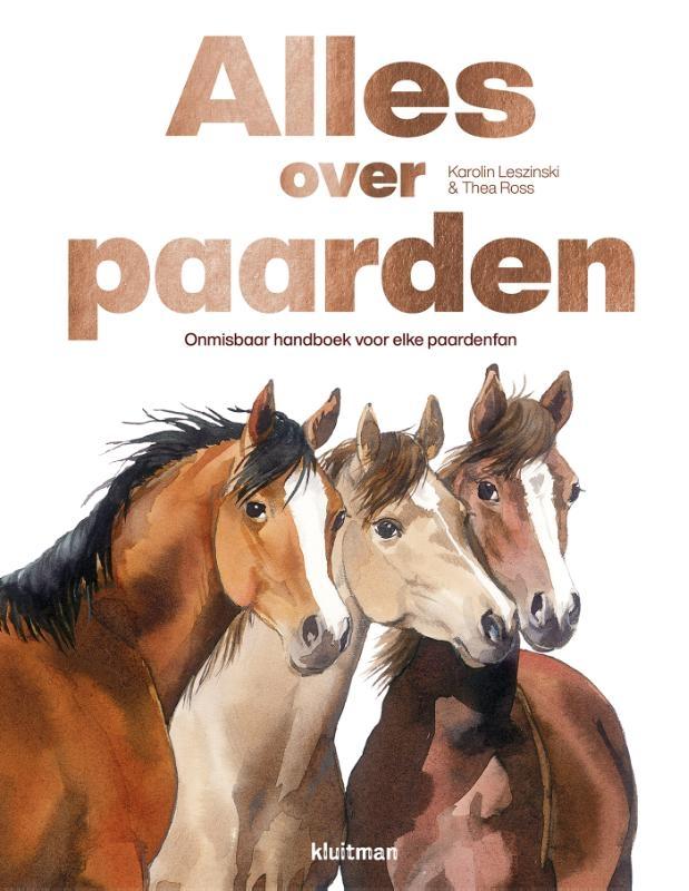 Karolin Leszinski,Alles over paarden