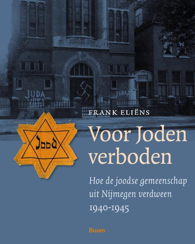 Frank Eliens.,Voor Joden verboden