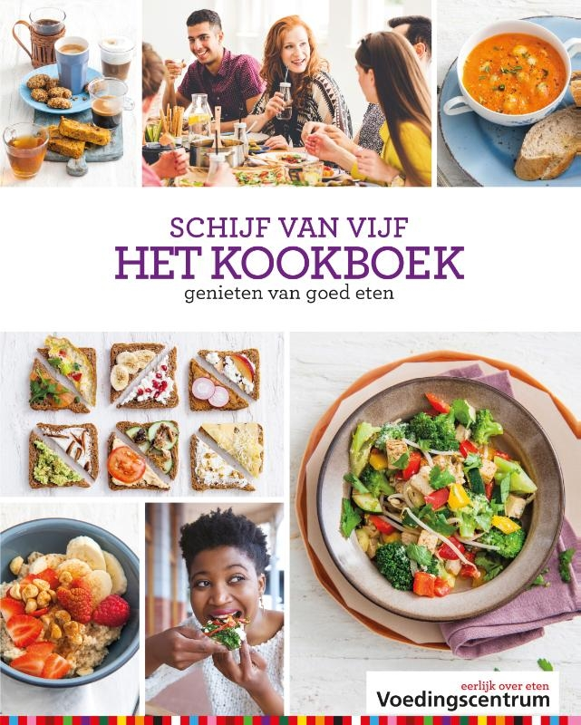 ,Schijf van Vijf het kookboek