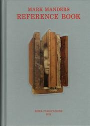 Mark Manders, Nickel van Duijvenboden, Maria Barnas,Mark Manders reference book