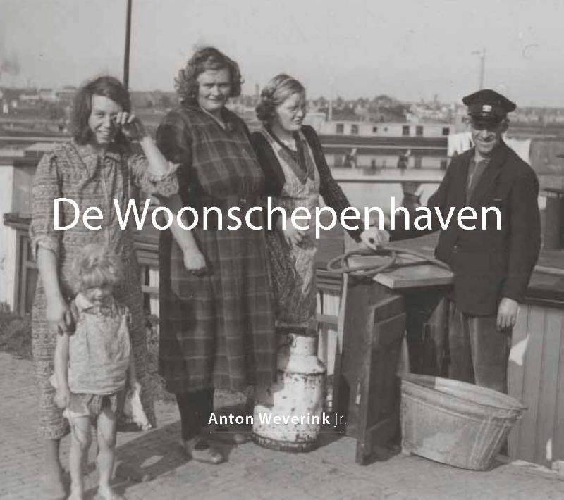 Anton Weverink jr.,De Woonschepenhaven