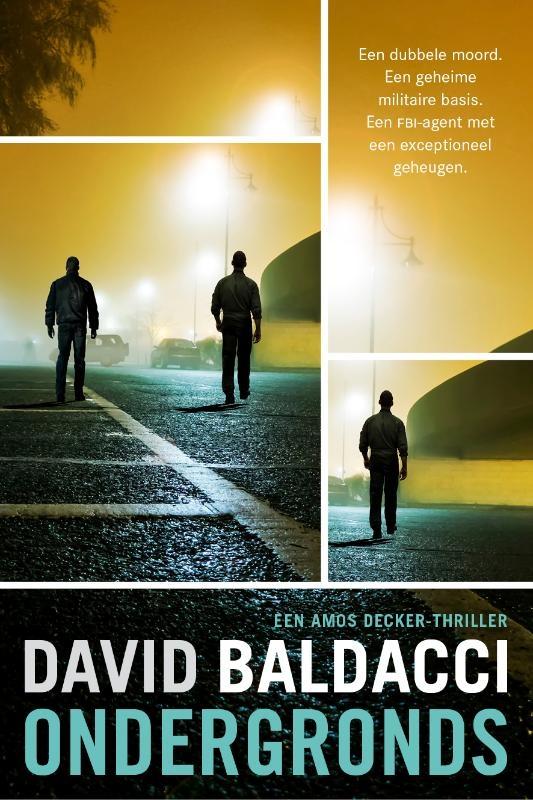 David Baldacci,Ondergronds
