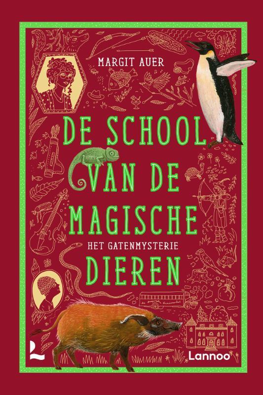 Margit Auer,Het gatenmysterie
