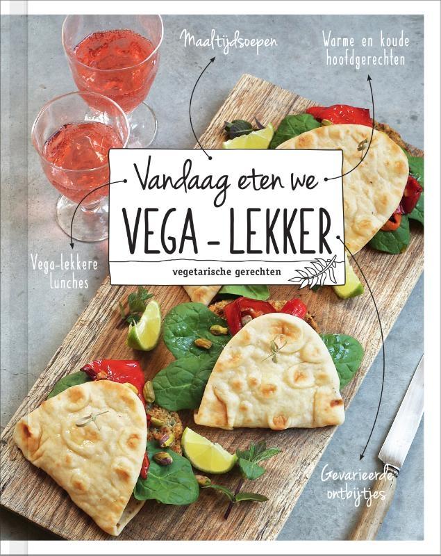 ,Vandaag eten we vega-lekker