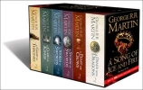 Martin, George R R,Song Of Ice & Fire  A-format 6 Volume Box Set