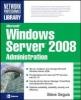 Seguis, Steve,Microsoft Windows Server 2008