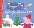 Candlewick Press,Peppa Pig and the Lost Christmas List