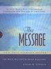 Peterson, Eugene H.,Message Bible-MS-Large Print Numbered