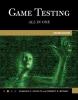 Schultz, Charles P.,   Bryant, Robert D.,Game Testing