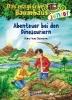 Osborne, Mary Pope,   Knipping, Jutta,   Rahn, Sabine,Das magische Baumhaus junior 01 - Abenteuer bei den Dinosauriern