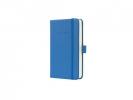 ,<b>notitieboek Sigel Conceptum Pure hardcover A6 Dust Blue     gelinieerd</b>