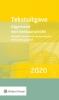 ,<b>Tekstuitgave Algemene wet bestuursrecht 2020</b>