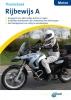 Uitgeverij Smit,ANWB rijopleiding : Slagen in het verkeer Rijbewijs A theorieboek