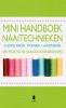 A.  Smith,Mini-handboek naaitechnieken
