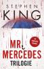 Stephen  King,Mr. Mercedes Trilogie - Mr. Mercedes, De eerlijke vinder, Wisseling van de wacht