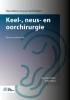 Hanneke Mulder, Eefke Albers,Keel-, neus- en oorchirurgie