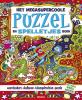<b>Het megasupercoole puzzel- en spelletjesboek</b>,