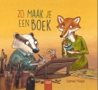 <b>Daniel  Napp</b>,Zo maak je een boek