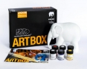 ,<b>Elephant parade art box</b>