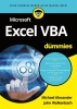 Michael  Alexander,Microsoft Excel VBA voor Dummies