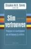Stephen M.R.  Covey,Slim vertrouwen