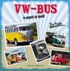 Udo  Paulitz,VW-bus in woord en beeld