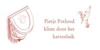 Gijs  Bikker,Pietje Potlood klimt door het kattenluik