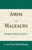 J. van Nuys Klinkenberg,Amos t/m Maleachi