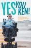 Ken  Delissen ,Yes you Ken!