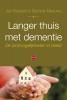 Stefanie  Meeuws Jan  Steyaert,Langer thuis met dementie