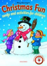 Christmas Fun. Songs Activites Book with CD
