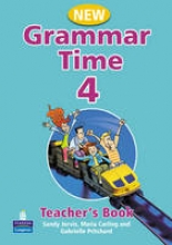 Jervis, Sandy Grammar Time Level 4 Teachers Book New Edition