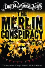Wynne Jones, Diana Merlin Conspiracy