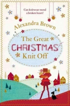 Brown, Alexandra Great Christmas Knit Off