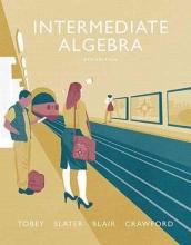 John, Jr. Tobey,   Jeffrey Slater,   Jenny Crawford,   Jamie Blair Intermediate Algebra