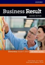 Grant, David,   Hughes, John,   Leeke, Nina,   Turner, Rebecca Business Result: Elementary. Student`s Book with Online Practice