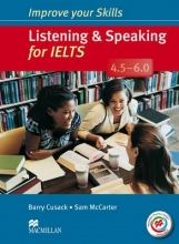 Cusak, Barry Cusak, B: Improve Your Skills: Listening & Speaking for IELT