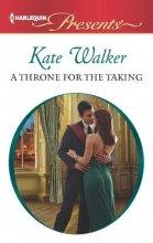 Walker, Kate Throne For The Taking