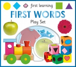 Priddy, Roger First Learning First Words Play Set