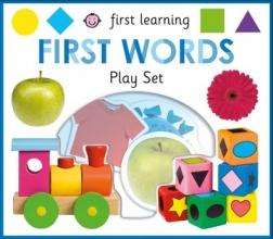 Faria, Kimberley,   Cockayne, Hannah,   Oliver, Amy First Words Play Set