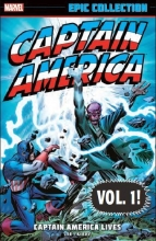 Lee, Stan,   Thomas, Roy Captain America Epic Collection 12014