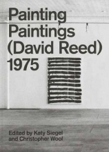 Katy Siegel Painting Paintings (David Reed) 1975